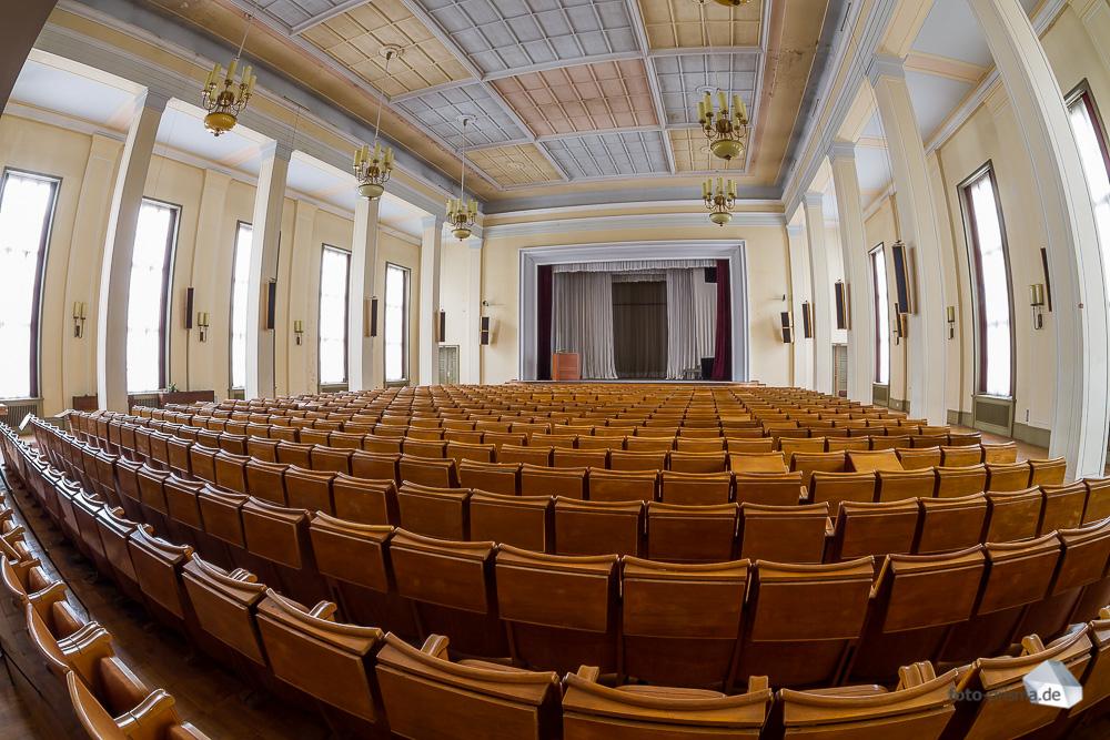 Bogensee Besichtigung lost places tour teil 2 fdj hochschule