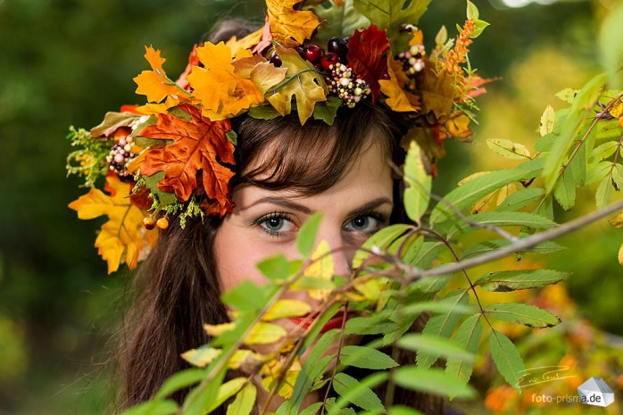 Der Herbst 2015 war optimal für Portrait-Shootings (Foto: Eric)